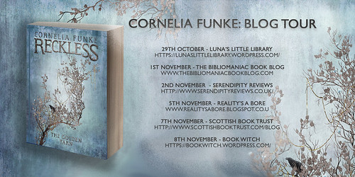 Cornelia Funke Blog Tour