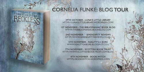 Cornelia Funke Blog Tour