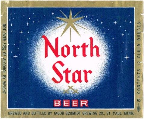 North-Star-Beer-Labels-Jacob-Schmidt-Brewing-Co--Aka-of-Pfeiffer-Brewing-Co-DBA-Jacob-Schmidt-Brewing-Co