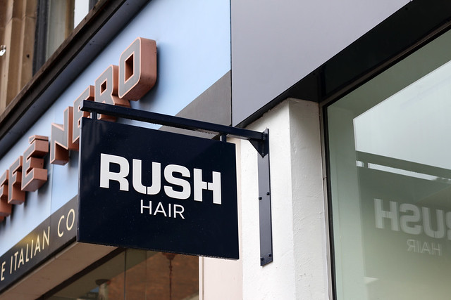 RUSH HAIR Deansgate