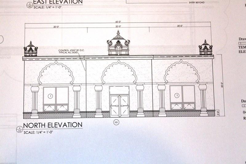 Temple Plan