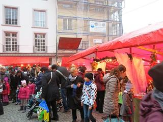 Christmas Market, Solothurn