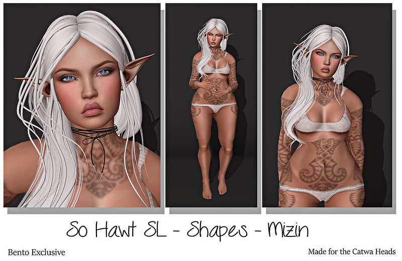 So Hawt SL - Benot Shape Release 2