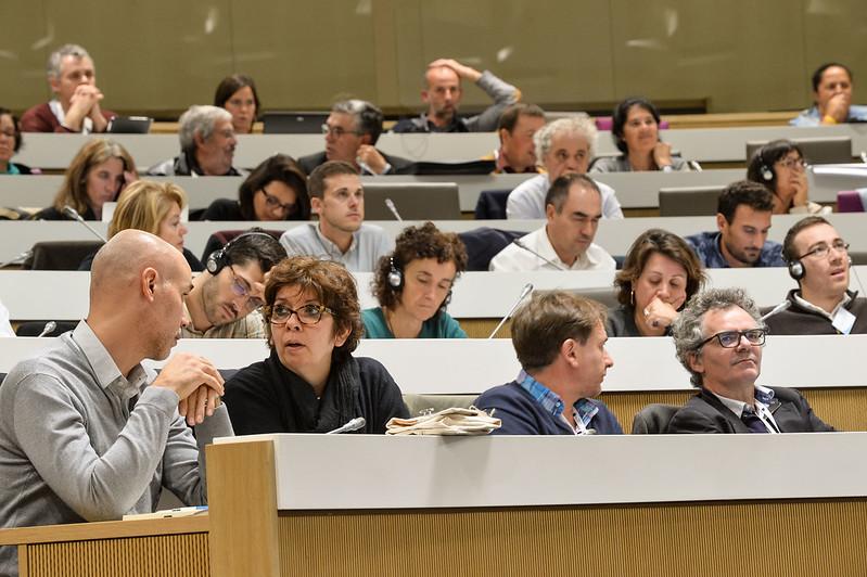 Seminario de presentación de la 3ª convocatoria de proyectos POCTEFA 2014-2020
