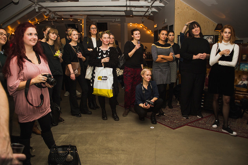 161031 - Influencers of Sweden LAUNCH