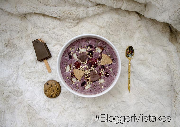 Wisdom #17 Blogger Mistakes