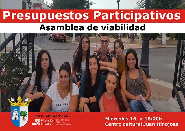 Alcalá del Valle - Presupuestos Participativos