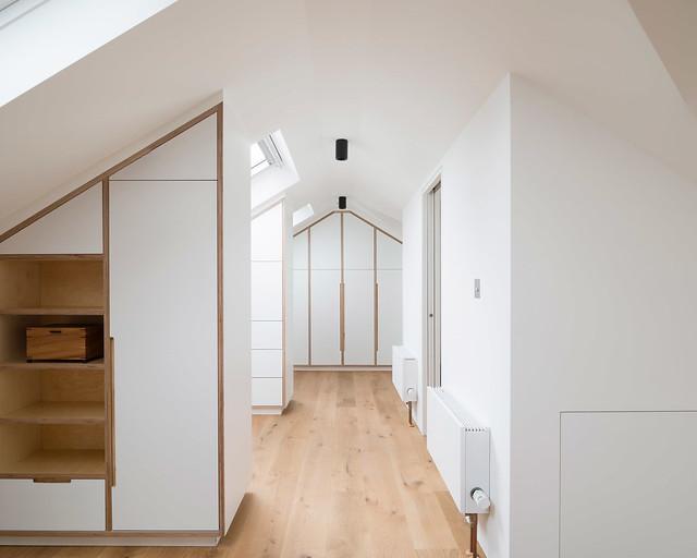 Victorian loft architecture by A Small Studio. Sundeno_06
