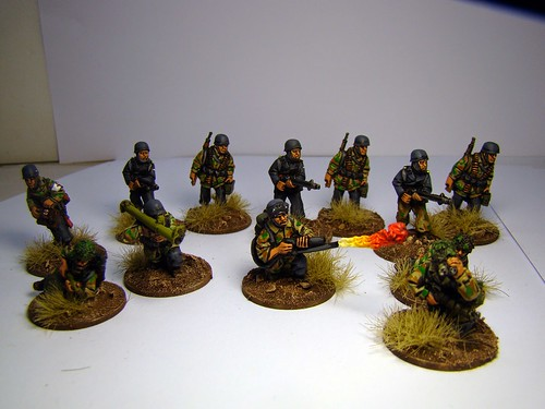 Bolt Action - German Fallschirmjäger