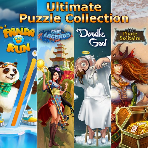 Ultimate Puzzle Collection