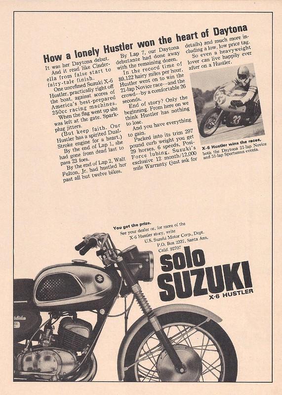 Suzuki X6 Hustler