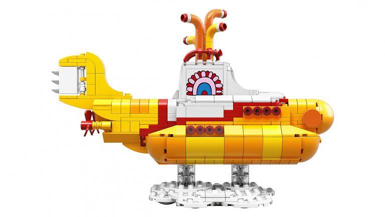 LEGO Ideas 21306 - The Beatles Yellow Submarine