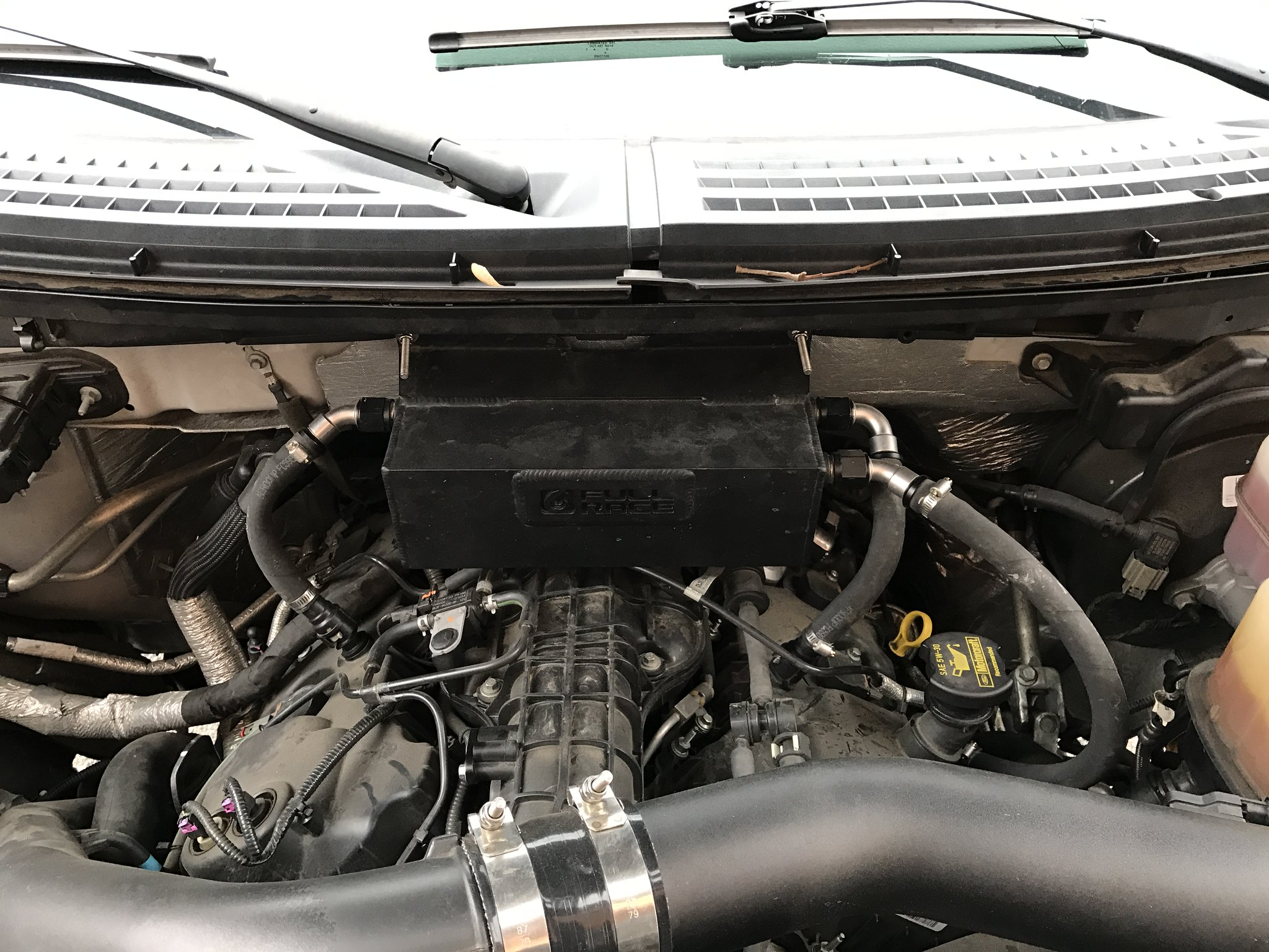 Oil change and catch can - Ford F150 Forum - Community of