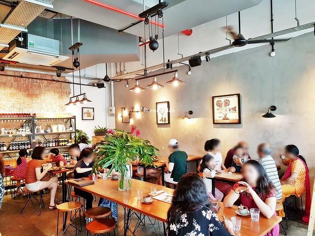 craftsmen specialty coffee interior