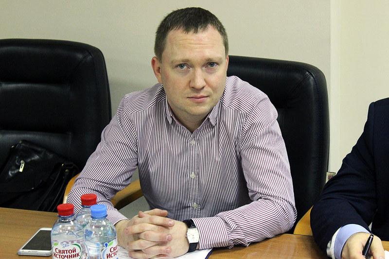 Антон Волков, «ТопДистрибьюшн Сервисез»
