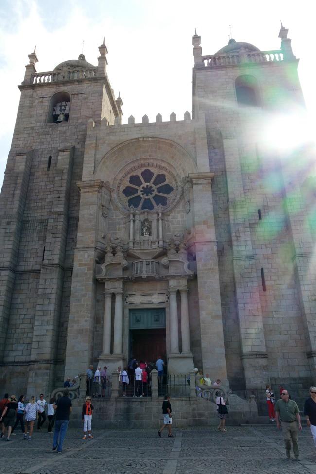 Porto - Sé do Porto e chiostro interno (1)