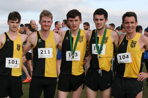 Leinster Novice and Juv XC Oct 29th 2016