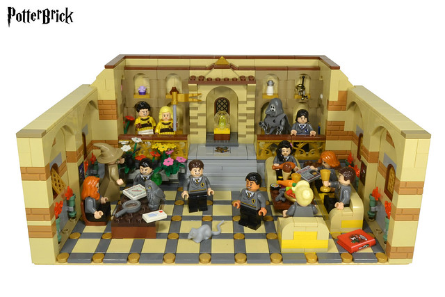 Hufflepuff Common Room