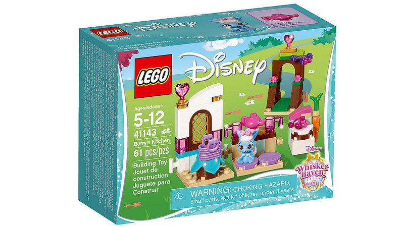 LEGO Disney 2017 - Berry's Kitchen (41143)