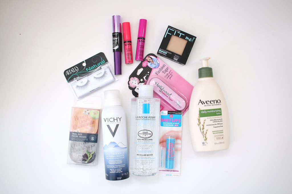 simplyxclassic, beauty haul, beauty products, cvs beauty, drugstore haul, saving money