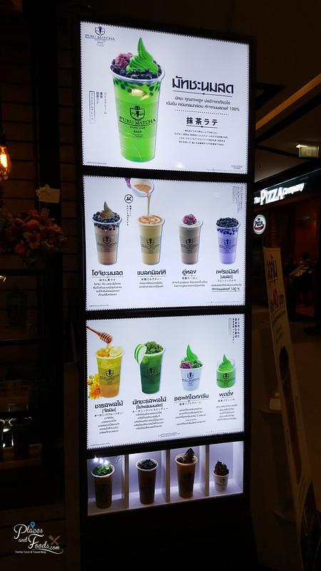 fuku matcha hatyai menu