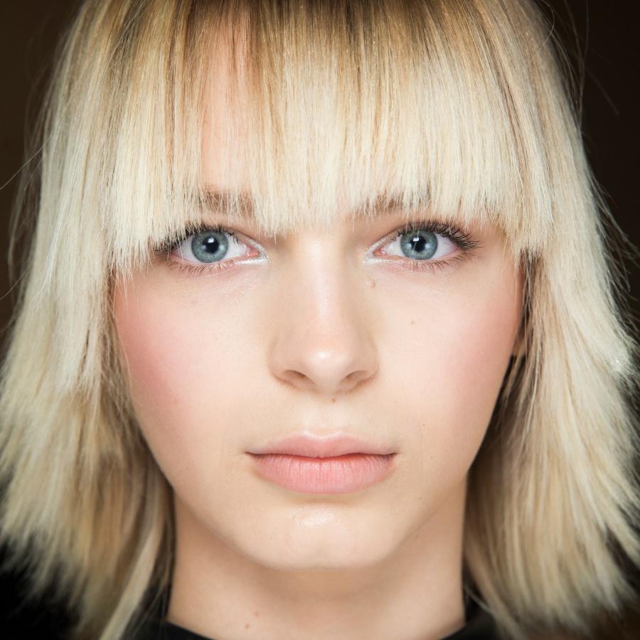 Versace Spring 2017 Makeup