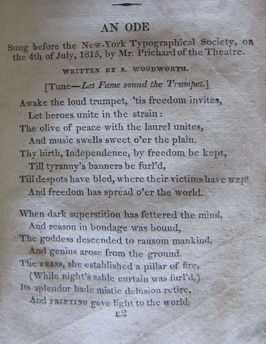The American Star, 1817 - ZSR Library