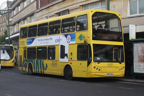 Yellow Buses 110 HF04JWJ