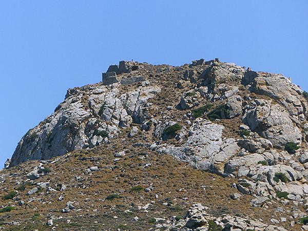 vieux fort naxos