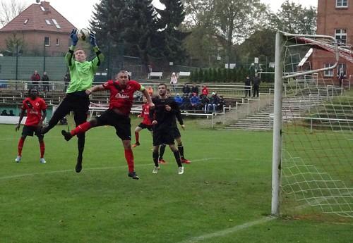 Anker Wismar II 1:1 Greifswalder FC II