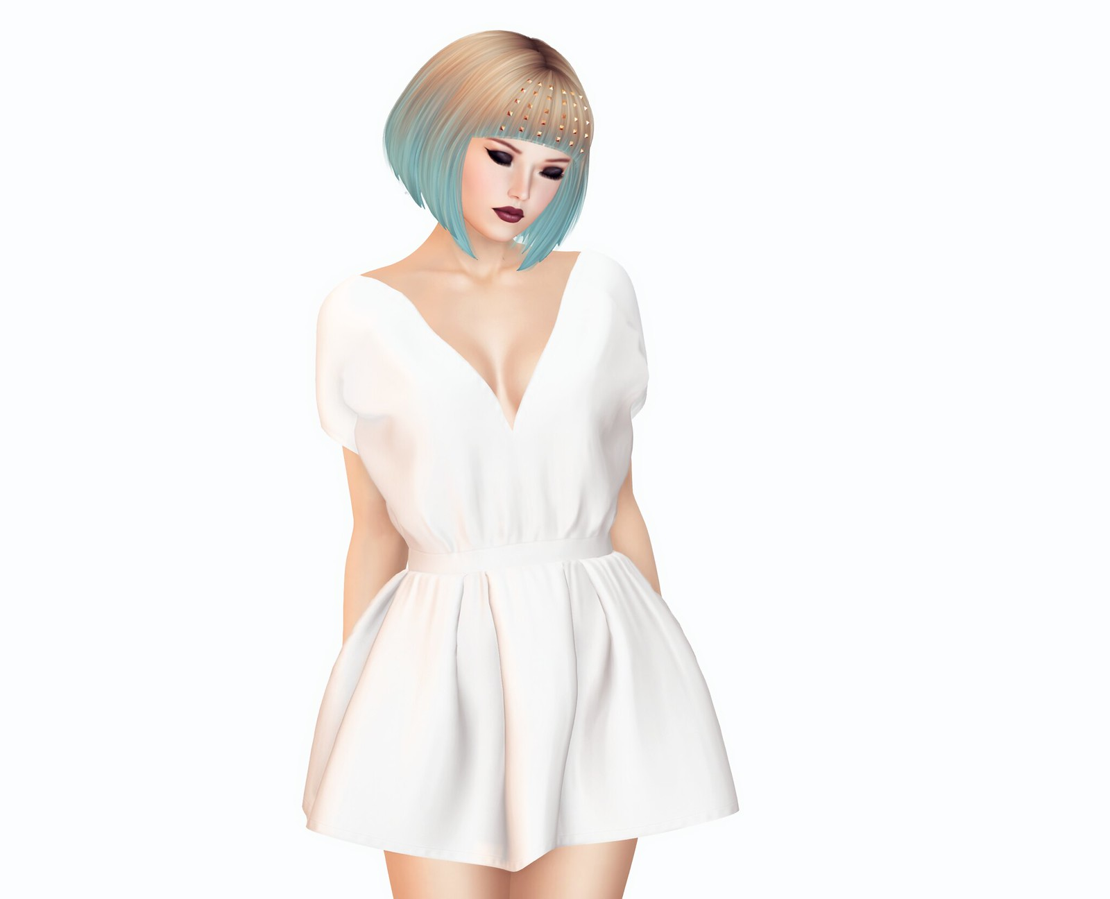 LAQ - Maxine Mesh Head