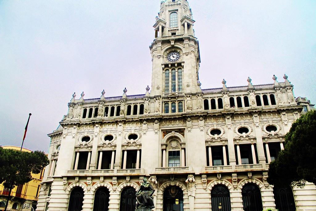 Roteiro do Porto: da Baixa Portuense ao Centro Histórico - Câmara Municipal