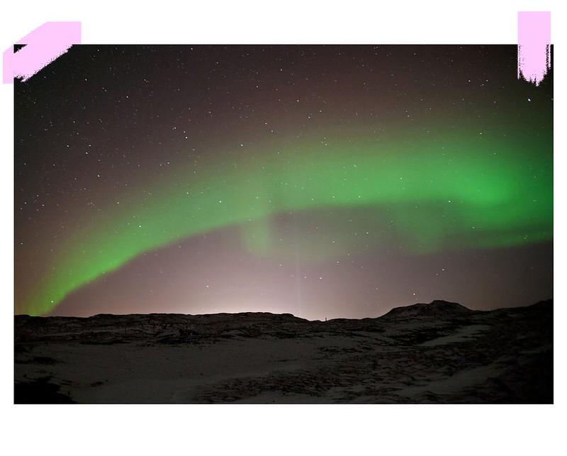 aurore boréale 1 - KT