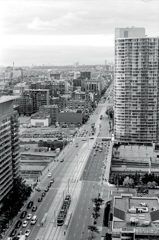 View over Spadina_