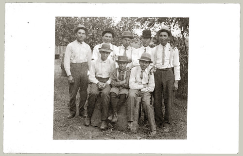 RPPC Eight Men
