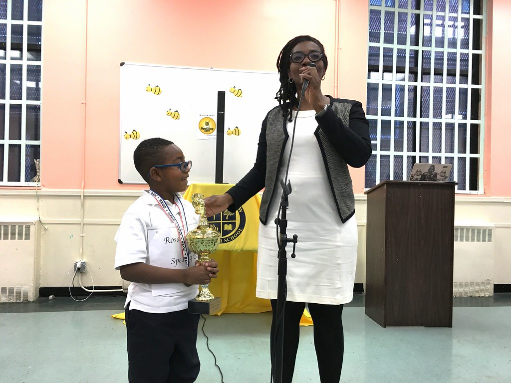 Yalow Spelling Bee November 17, 2016