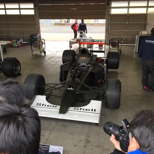 Honda Racing THANKS DAY 2016