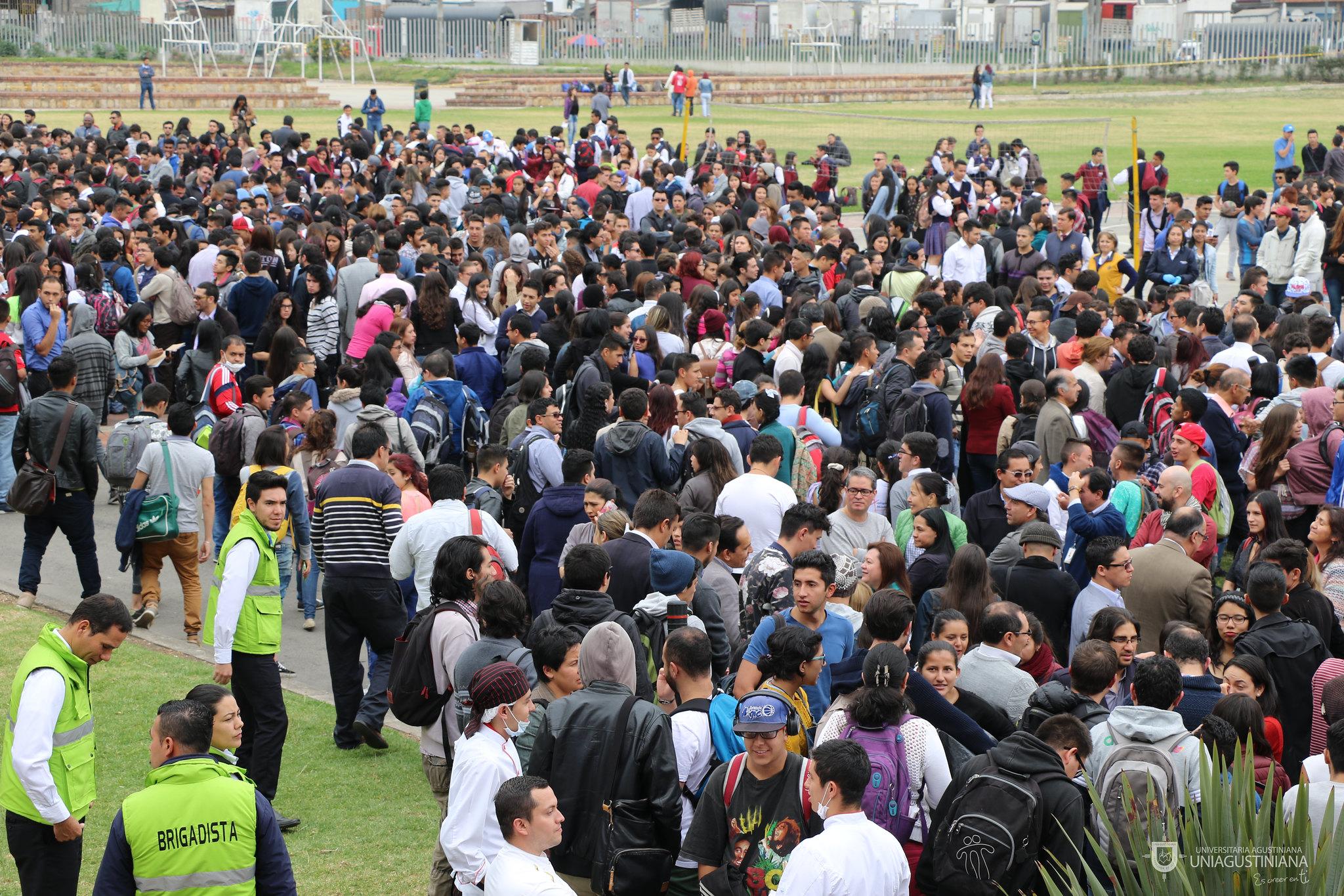 VIII Simulacro Distrital de Evacuación 2016