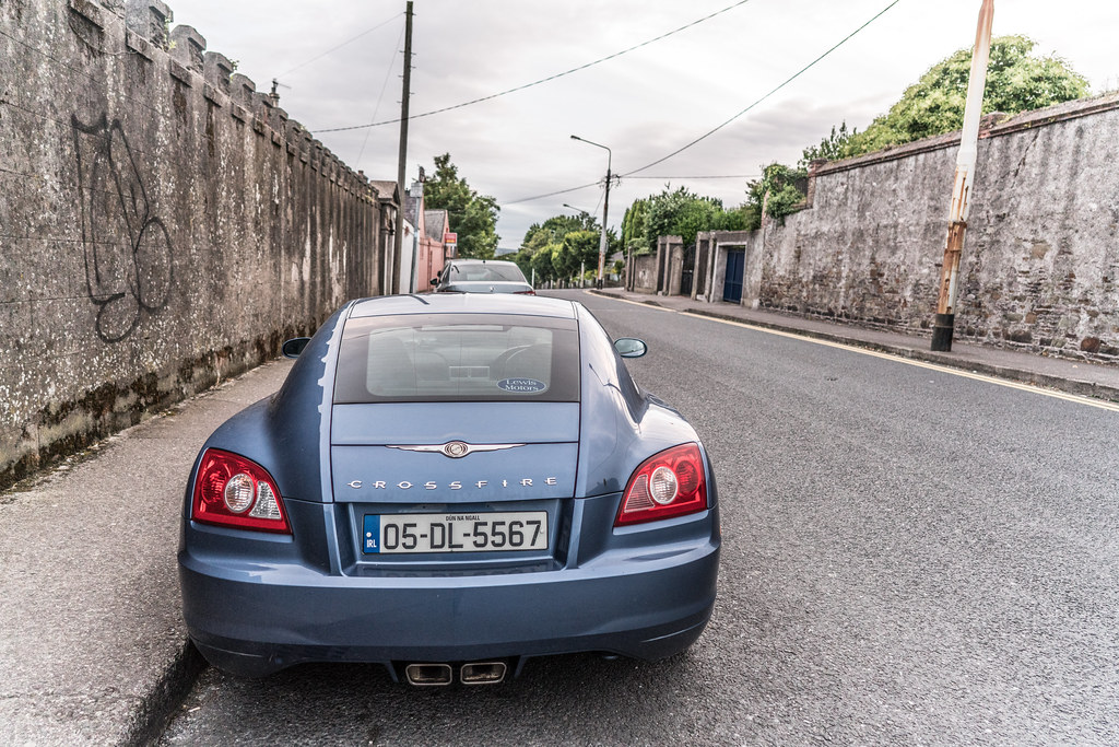 CHRYSLER CROSSFIRE [PHOTOGRAPHED IN CORK]-122440