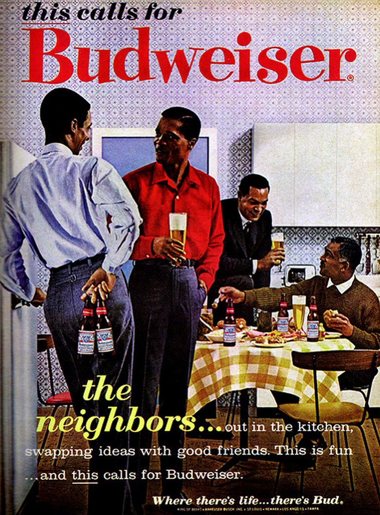 1962-this-calls-for-Budweiser-the-neighbors