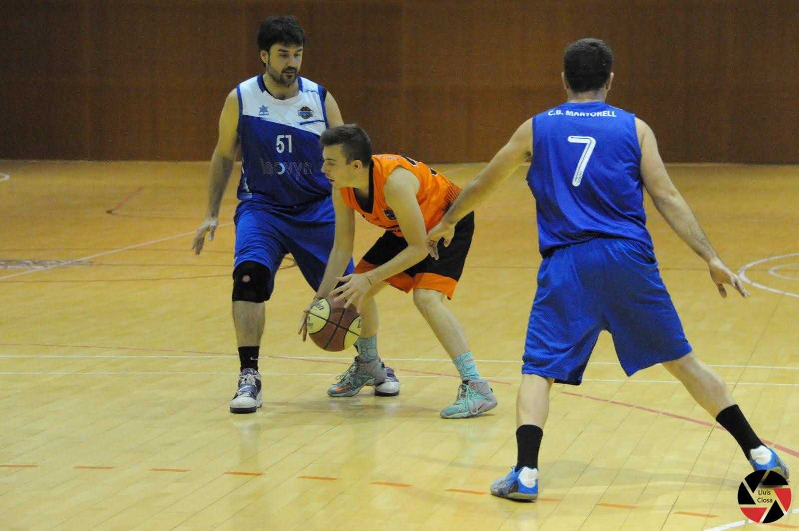 Senior contra BC Martorell (12.11.16)