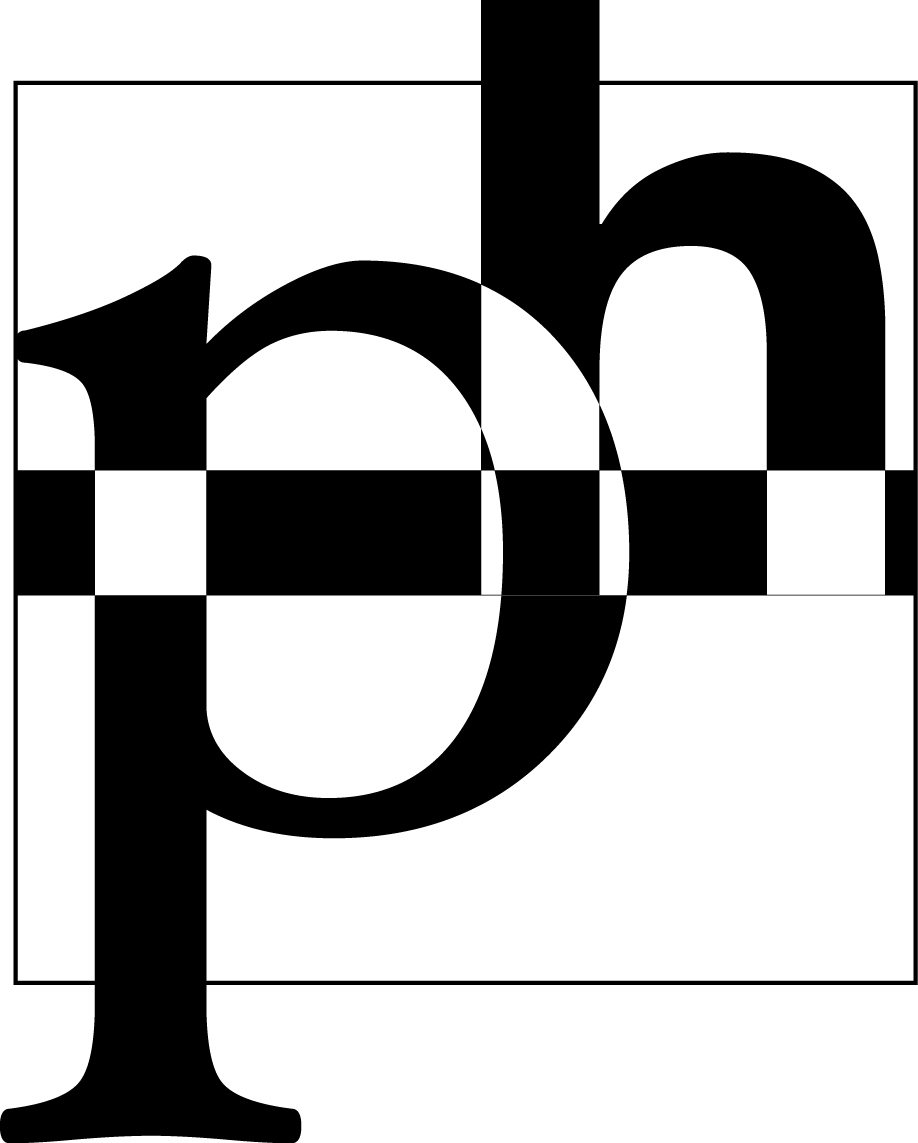 Drawing With Type - PH