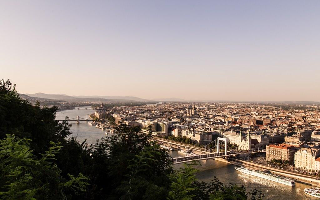 Budapest - Gellert Hill-7