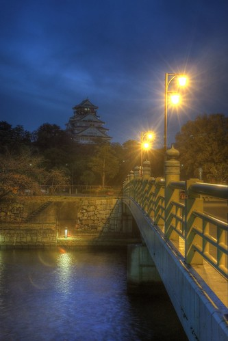 Osaka Castle on DEC 01, 2016 vol01 (12)