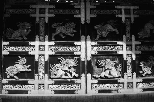 Honganji Temple (West or Ryukoku) on OCT 30, 2015 (6)