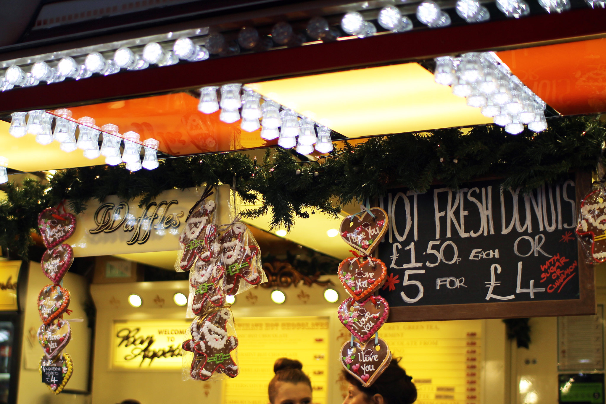 Edinburgh Christmas markets 2016 lifestyle blogger UK Scotland