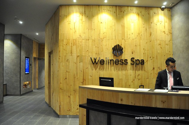 Wellness Spa Plaza Premium Lounge