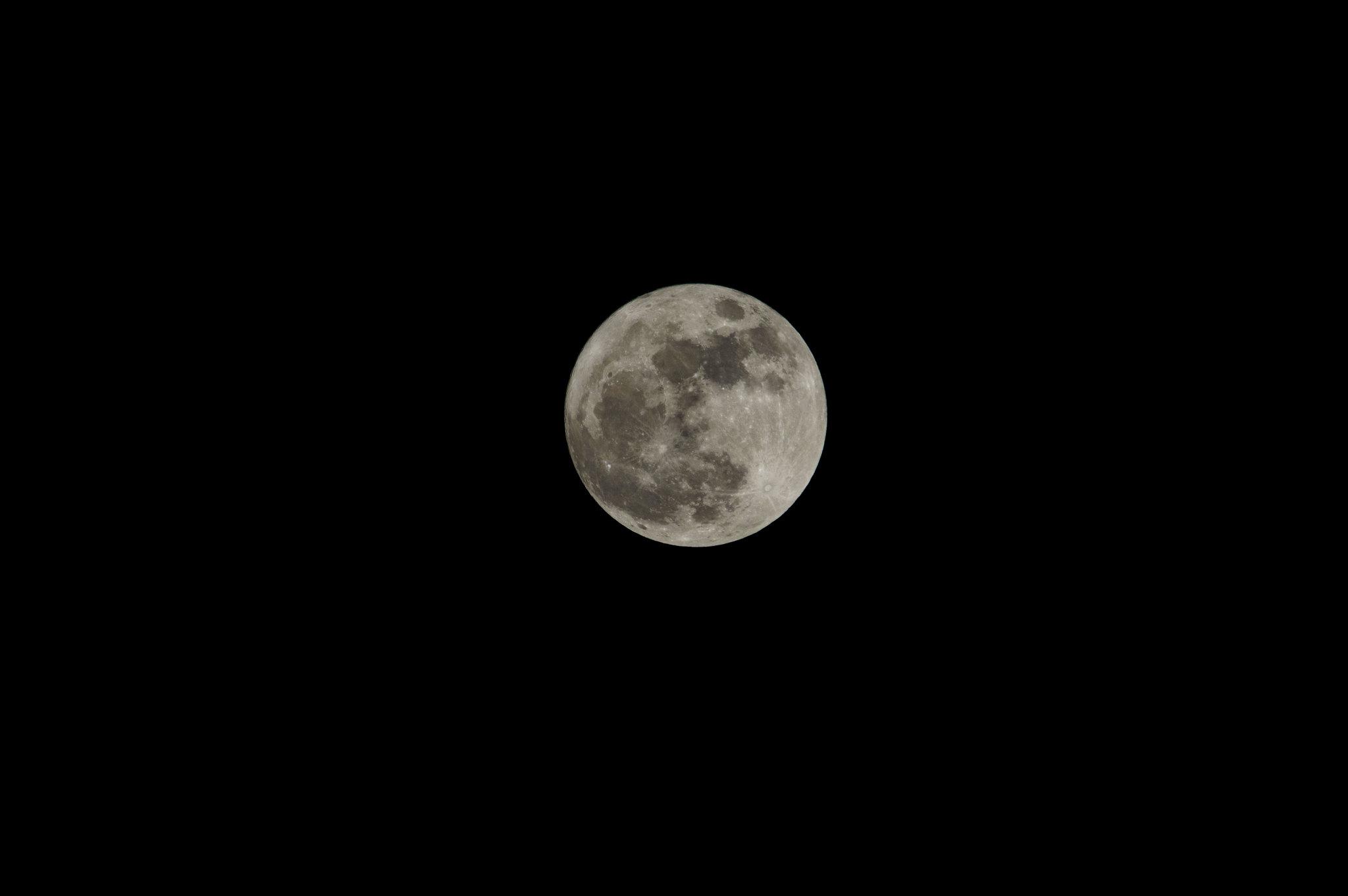 [20161114]世界大的月亮