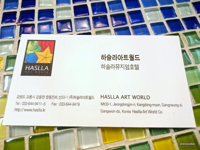 Haslla Art World