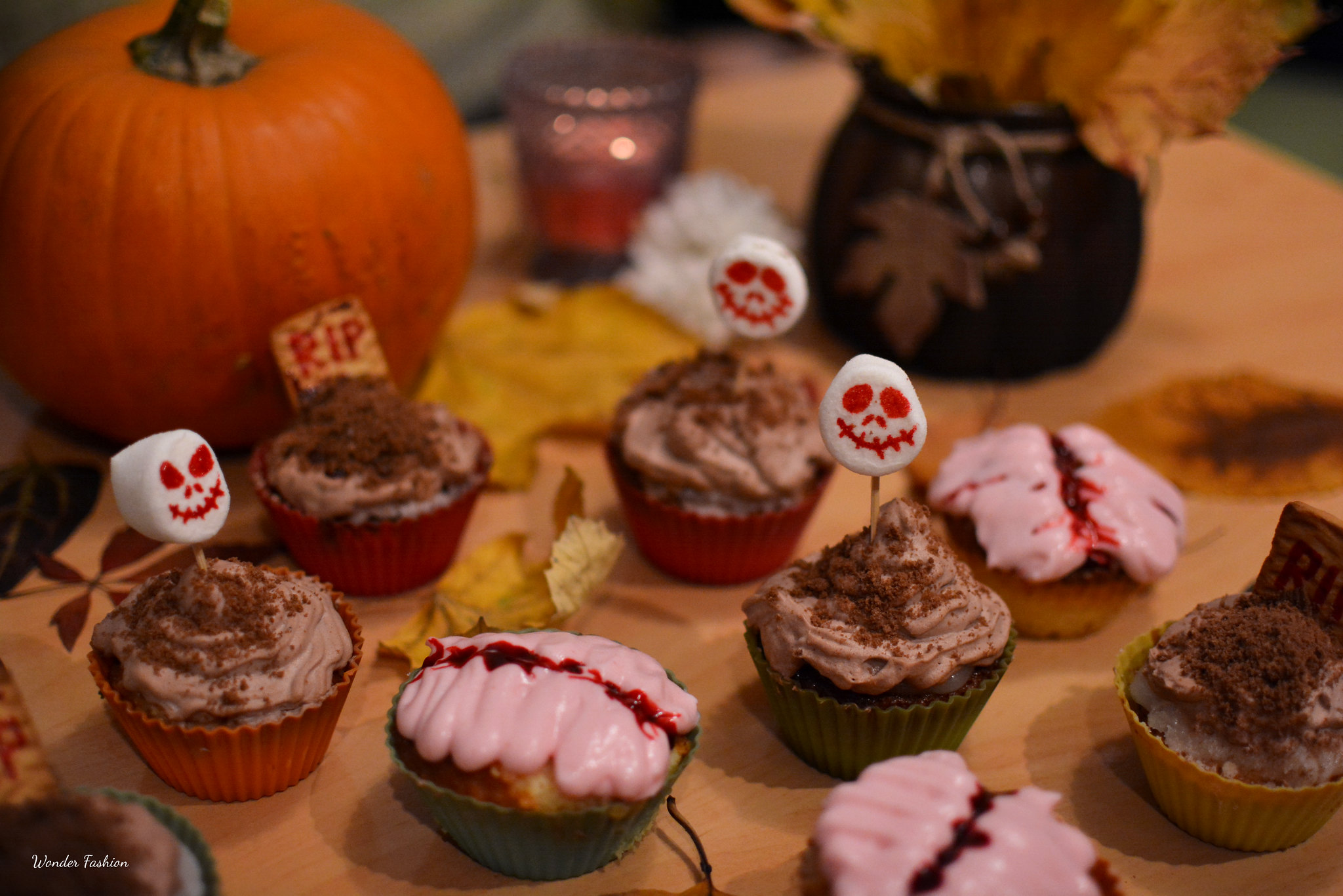 halloween cupcakes4